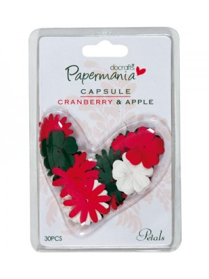 Petals capsule (30pcs) -Cranberry & Apple